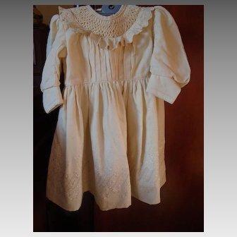 Antique dress doll