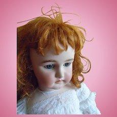 Antique large doll simon halbig