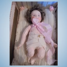 Antique bebe caractere sfbj