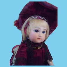 Antique doll jumeau