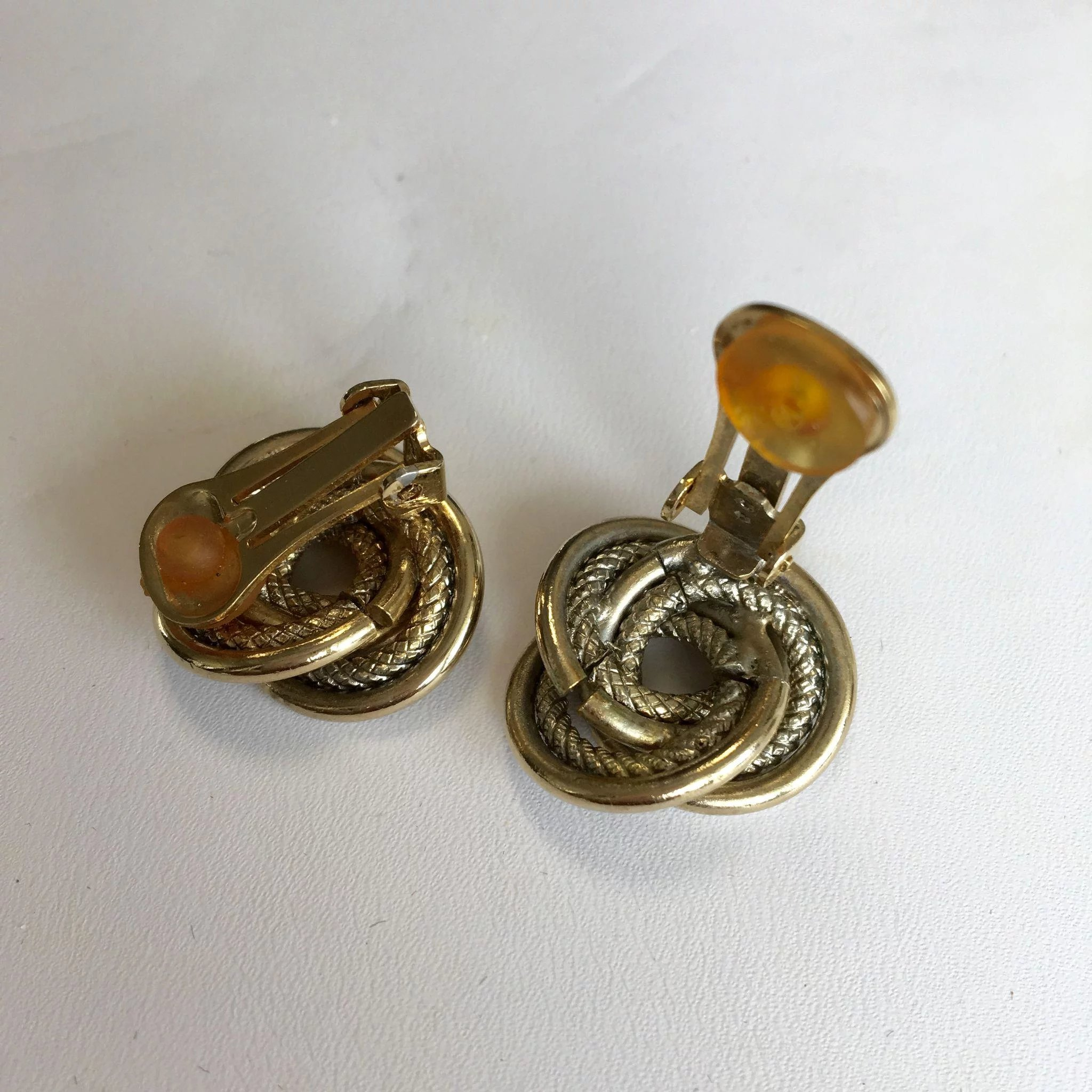 of diamond gold pearl black mauboussin yellow jewelry back screw mother earrings vintage