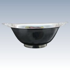 """International STERLING Silver ROYAL DANISH 8"""" Vegetable Serving Bowl"""