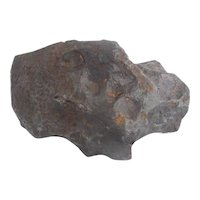 HUGE Canyon Diablo Arizona Crater Full Meteorite 230 x 130 x 120mm 23 Pounds!