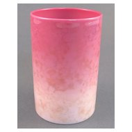 New England Wild Rose Spotted Agata Tumbler