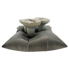 Mark Eaton Pillow Form Sculpture Screwed Modern Arts California Contemporary