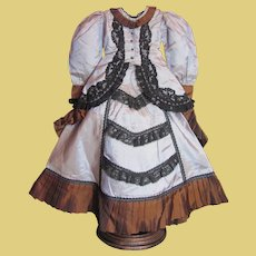 """French Fashion 2-pc doll outfit fits 24"""" French/German Fashion Doll_"""