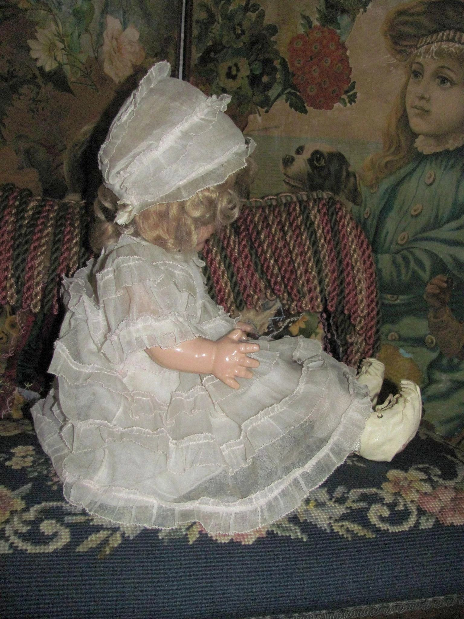 Layaway For N Baby Shirley Temple Darling Composition