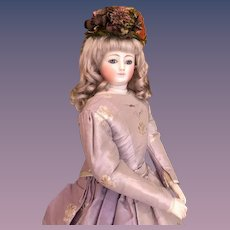 """Thank you 'A'_ Lovely Louis Doleac 18"""" French Fashion Doll..."""