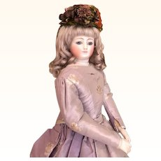 "Thank you 'A'_ Lovely Louis Doleac 18"" French Fashion Doll..."