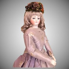 "LayAway for 'A'_ Lovely Louis Doleac 18"" French Fashion Doll..."