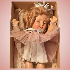 Thank you 'P'_13 in Shirley Temple MIB 1930's Ideal Co