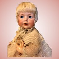 Adorable Character Baby Jean by JDK Kestner 18""