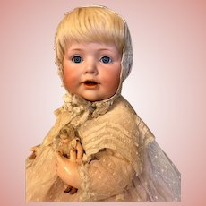 """Adorable Character Baby Jean by JDK Kestner 18"""""""
