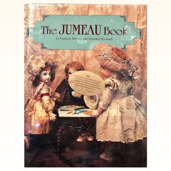 """PRISTINE """"The JUMEAU Book"""" by Francois Theimer & Florence Theriault_Out Of Print_Factory Sealed Never Opened"""