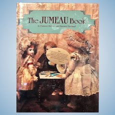 "Thank you 'A'_PRISTINE ""The JUMEAU Book"" by Francois Theimer & Florence Theriault_Out Of Print_Factory Sealed Never Opened"