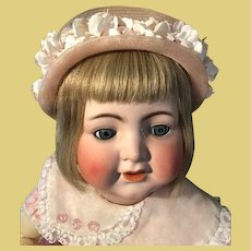 Thank you 'R'_Vintage head band for large antique doll