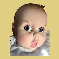 MIB Gerber Baby Boy Doll with side to side flirty Eyes_Mint Condition boxed