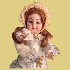 """20"""" DEP 1894 AM antique German bisque doll"""