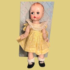 Thank you 'D'_Wendy Kins Alexander yes/no doll   [shipping USA only]