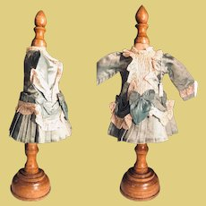 Antique styling doll dress to fit 16inch Germany doll