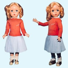 Maggie Teenager 1950's Alexander Doll in original outfit
