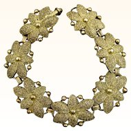 Superb Theodor Fahrner Jugendstil Bracelet ~ c1950s
