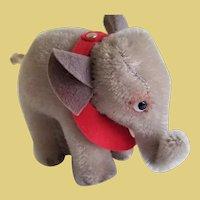 Vintage Steiff  Elephant 1960's