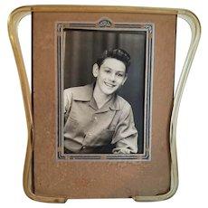 Lucite Photo Frame, 1940's