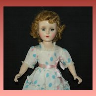 "20"" Sweet Sue Hard Plastic Doll by American Character"