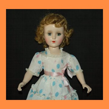 """20"""" Sweet Sue Hard Plastic Doll by American Character"""
