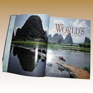 The World's Finest Food : 180 Classic Recipes from Around the World, HC, Large Book