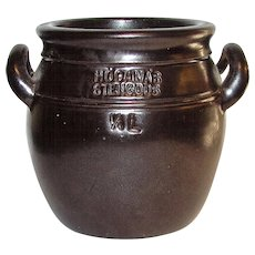Hoganas Keramik 1/4 Liter Jar, Stoneware, Sweden