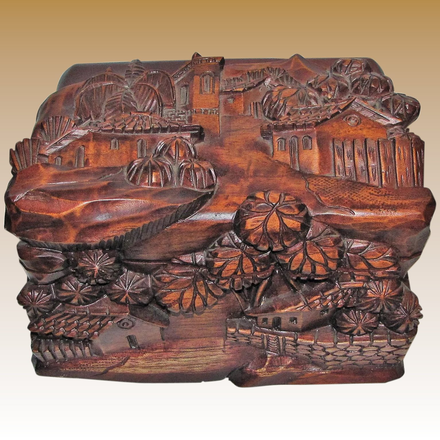 High end architectural carving done by master wood carver