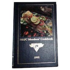 NAFC Members' Cookbook (North American Fishing Club) HC, Nearly New