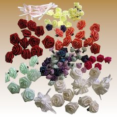 100 Plus Mini Flowers for Doll Projects