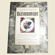 1988 Larousse Gastronomique : The New American Edition of the World's Greatest Culinary Encyclopedia, Nearly New