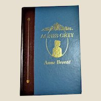 Agnes Grey by Anne Bronte HC Readers Digest Worlds Best Reading, Debut Novel, Like New