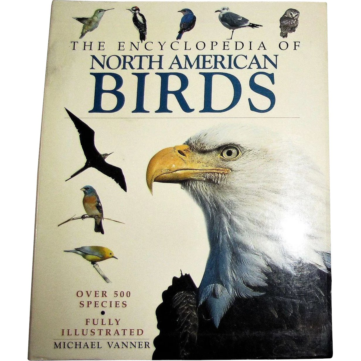 The Encyclopedia Of North American Birds Fully Illustrated Over 500 Fay Wray Antiques Ruby Lane
