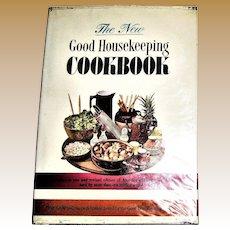 The New Good Housekeeping Cookbook by Dorothy B. Marsh 1963 HCDJ