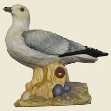 Lefton Porcelain Seagull Figurine #KW00909