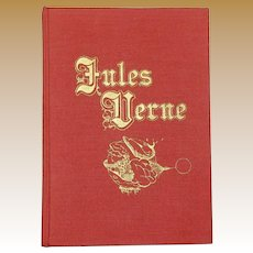 Jules Verne - Around the World in 80 Days, 20,000 Leagues Under the Sea & From the Earth to the Moon Direct - 1978, HC Octopus