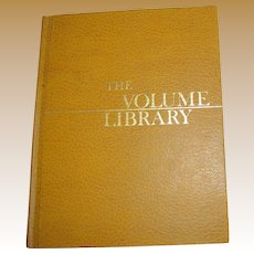 The Volume Library by Southwestern Publishing HC 1979 - This 1 Book Encyclopedia is Ideal for Homeschooling