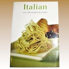 Italian - Over 180 Tantalising Recipes by Parragon, SC Like New