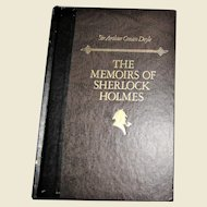 The Memoirs Of Sherlock Holmes - Sir Arthur Conan Doyle, Readers Digest 1988 HC Nearly New