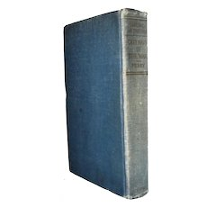 1918 Our Navy In The War by Lawrence Perry, HC 1st Edition, WWI