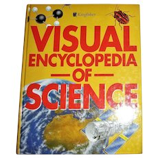 Visual Encyclopedia of Science by Larousse Kingfisher Chambers Inc. 1994 1st Edition, Hardcover, 5th-8th Grader, Nearly New