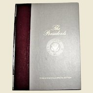 The Presidents Book-Funk & Wagnalls Special Edition 1989 HC Like New