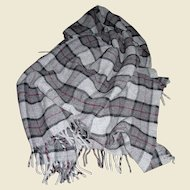 "Faribault Woolen Mills 52"" Throw or Lap Blanket"