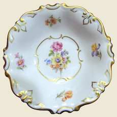 Dresen Candy Bowl, Graf Von Henneberg JLMenau Porzellan