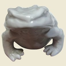 Blac de Chine Highly Detailed Toad Figurine